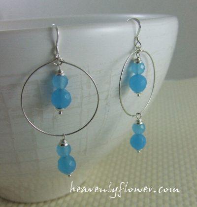 Jewelry Inspired: Aqua Blues…
