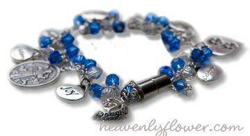 Jewelry Inspired: My Prophetic Charm Bracelet