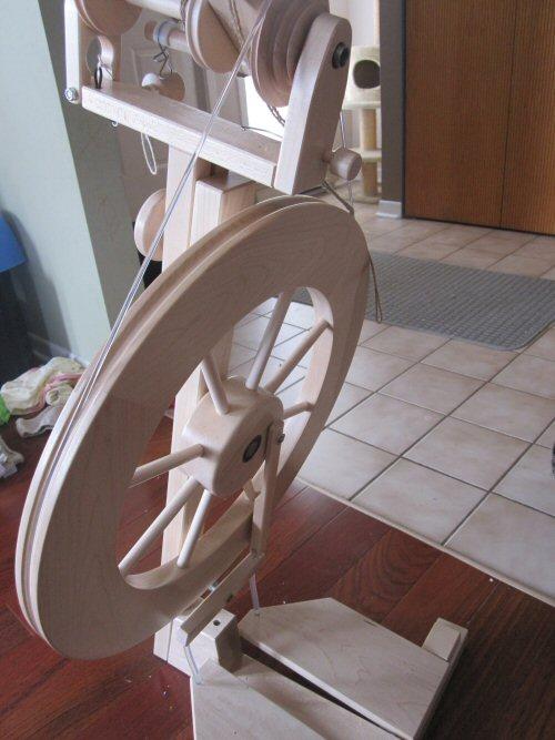 Lendrum DT Spinning Wheel