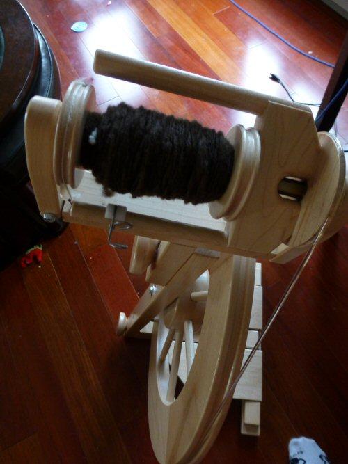 Spinning Yak Down