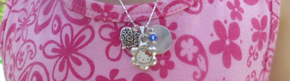 A Custom Necklace…for my Daughter…