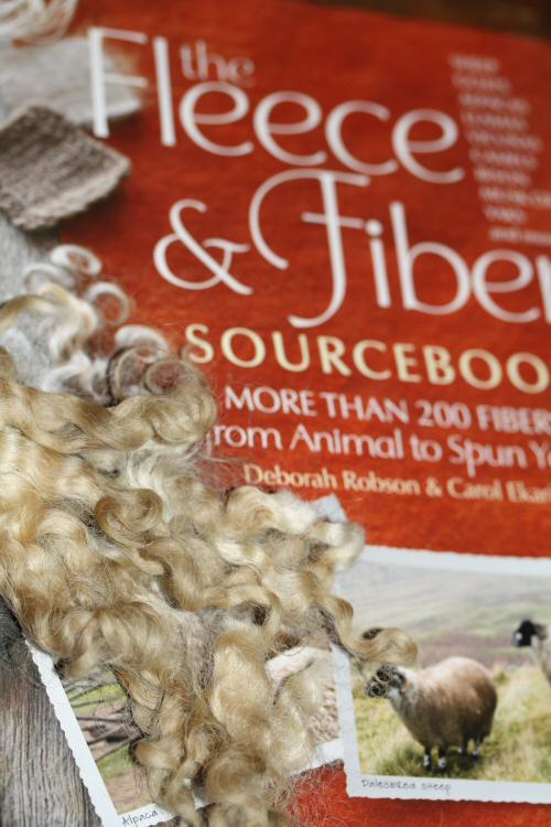The Fleece & Fiber Sourcebook: Invaluable
