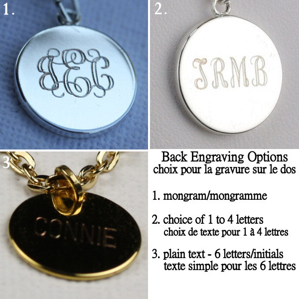 Examples of engraving I can do