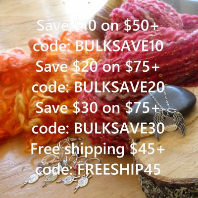 Bulk Discounts and Free Shipping – the codes for bb3.ca bijoux fiber gifts