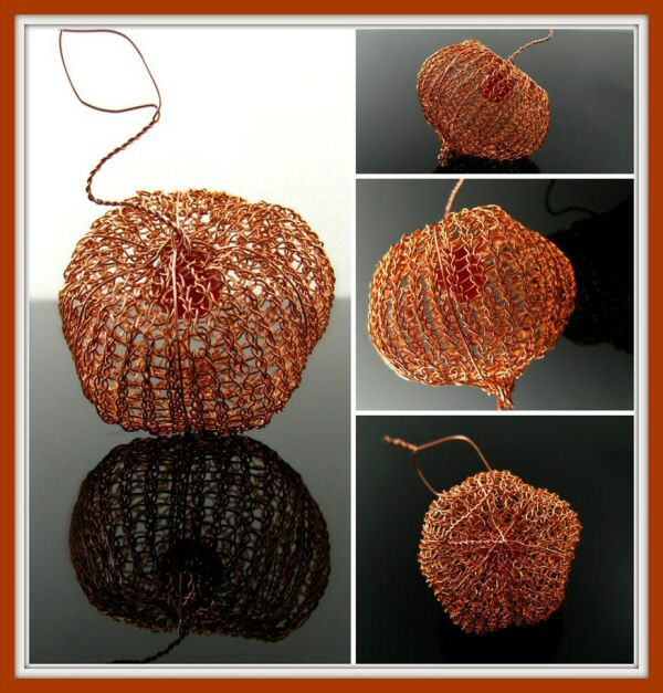 Chinese Lantern by Cat's Wire