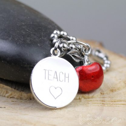 Teacher's Gift Keychain