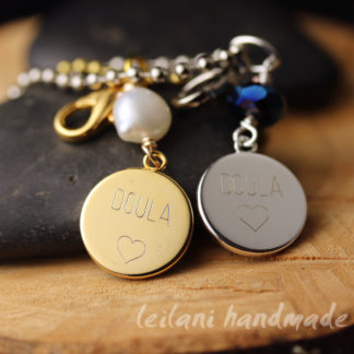 douls keychain silver or gold