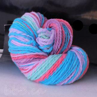 Handspun Yarn: Gelato Merino
