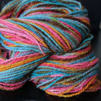 Handspun Yarn - Ice Cream Parlour