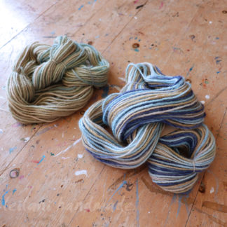 3ply handspun alpaca yarn