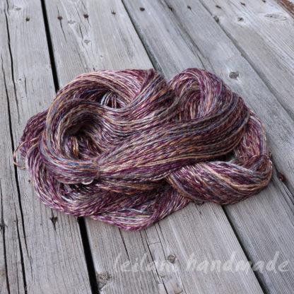 tussah silk 2 ply yarn