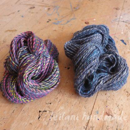 handspun yarn bundle 3