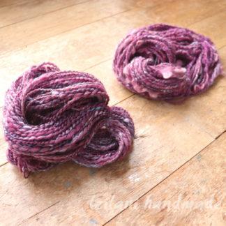 cormo handspun yarn 2 skein bundel