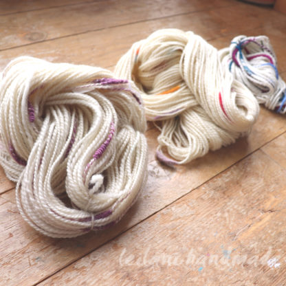 3 skein discounted yarn set coospworth and merino