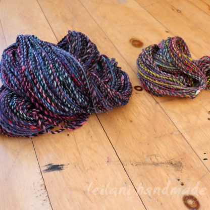 buy one get one free merino handspun yarn bundle